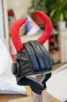 Шлем для черта!