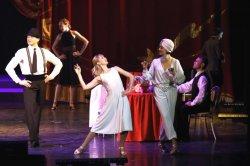 Месяц танца – день танго
