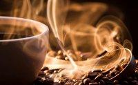 Музыка, кофе и свечи