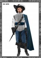 Франция, XVII век, времена короля Людовика XIII...